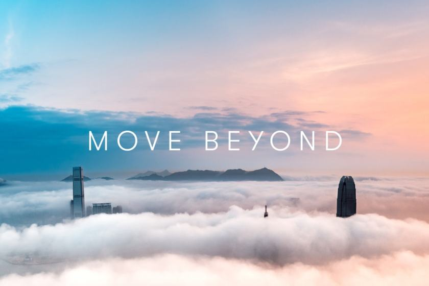 """Move Beyond"" Cathay Pacific"