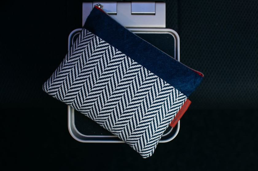 British Airways World Traveller Amenity Kit