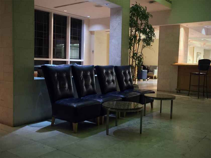 Premium Lounge, Concourse E, Central Terminal, Miami International Airport