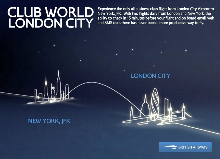 Club World London City Publicity