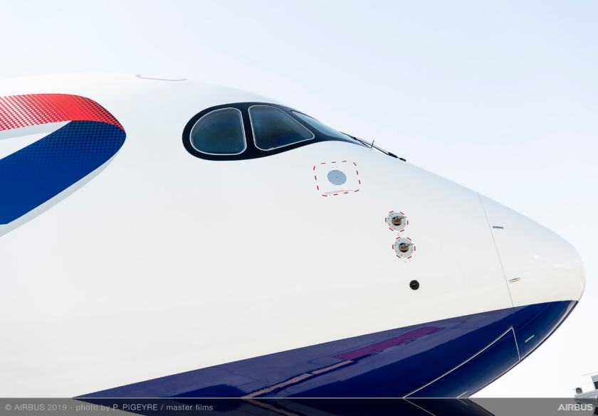 British Airways Airbus A350-1000 Aircraft