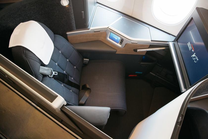 British Airways Airbus A350-1000 Club Suite