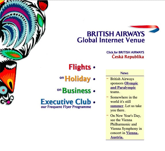 BA100: 92  ba com Have You Clicked Yet? – London Air Travel