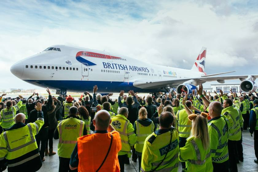 Dreamflight, London Heathrow, 2015 (Image Credit: British Airways)