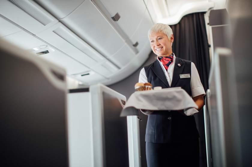 British Airways Airbus A350-1000 Club World Service