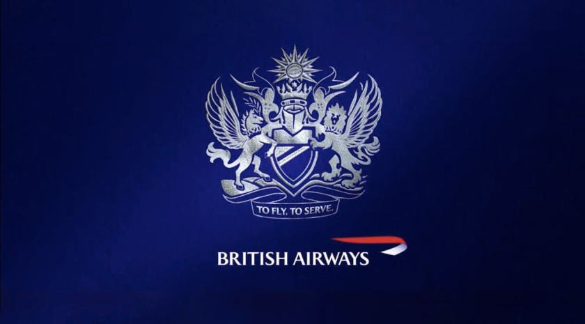 British Airways Coat Of Arms