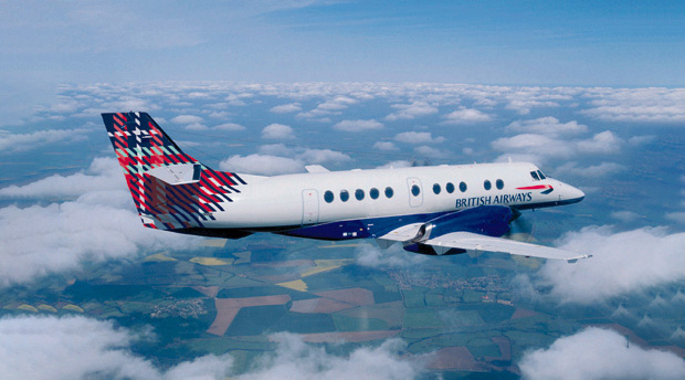 "Loganair Scotland Islander Peter MacDonald ""Mountain Of The Birds"" Project Utopia Livery"