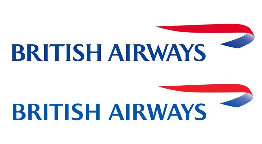British Airways 1997 & 2019 Logos