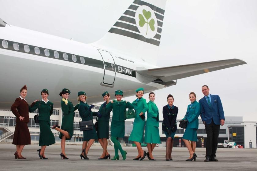 Aer Lingus Staff Uniforms 1945 - 1998