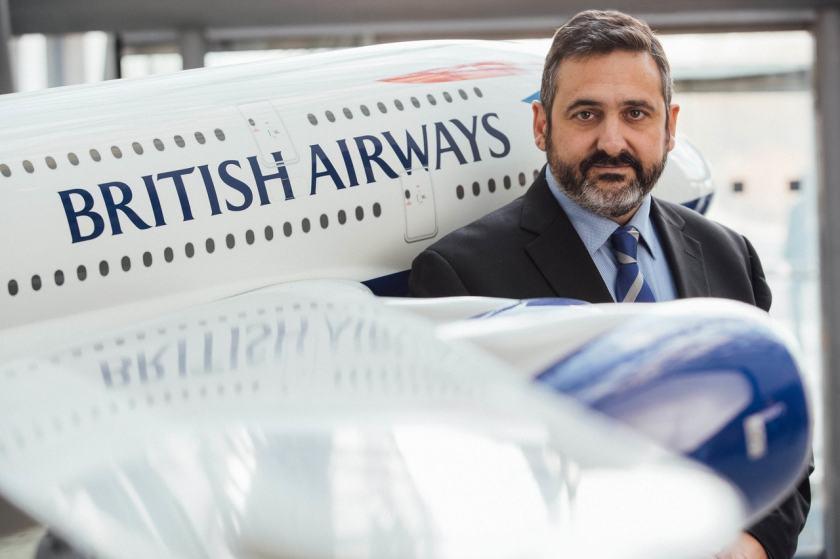 Alex Cruz, British Airways CEO & Chairman