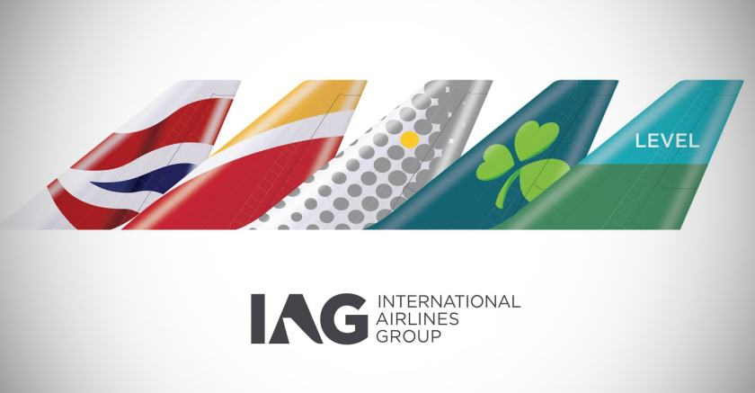 International Airlines Group Tailfins