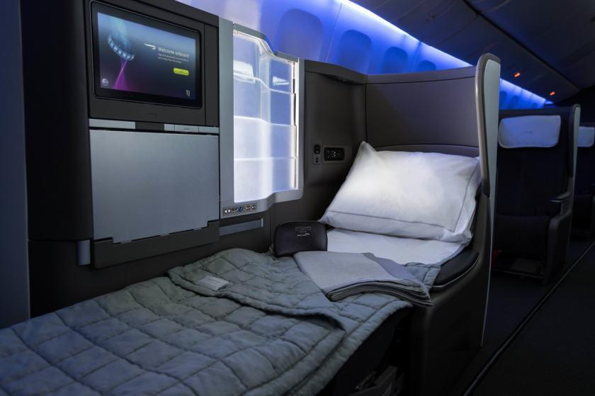 British Airways Club World (2006 Seat Design), Boeing 777-200 Aircraft