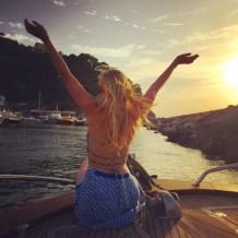 Capri boat life