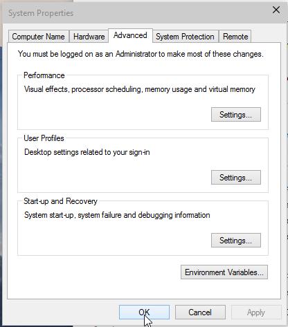 windows 10 system properties advanced screenshot