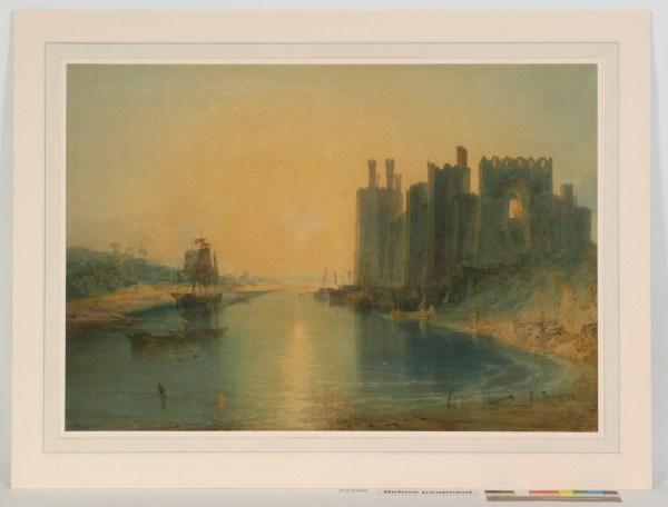 Turner And Inspiring Claude National London Art