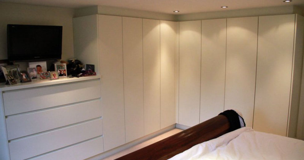 Bespoke Fitted Wardrobes London Bespoke Interiors