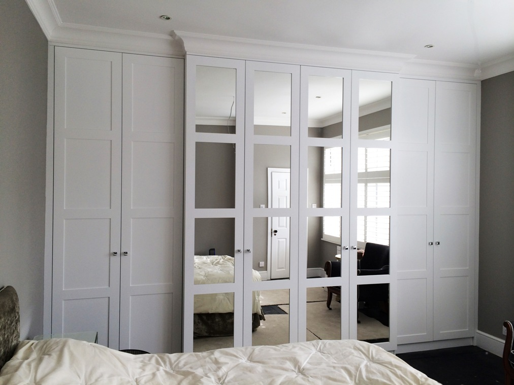 Fitted Bedrooms & Built-in Wardrobes