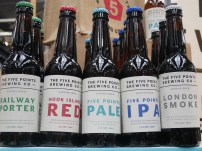 Five Points bottles
