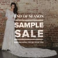 Designer Wedding Dress Sample Sale - Designer Wedding ...