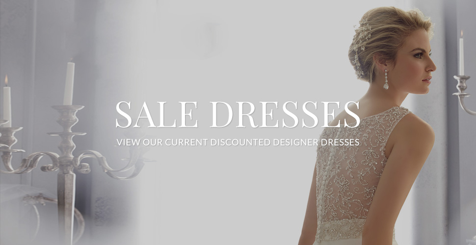 A Huge Range Of Bridal Gowns