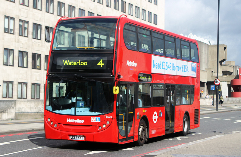 Image result for london bus route 4