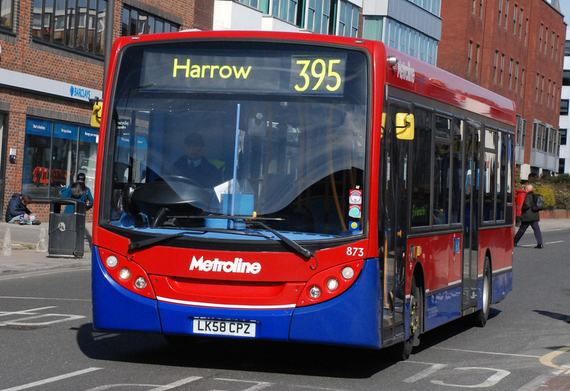 London Bus Routes  Route 395 Harrow  Greenford Westway