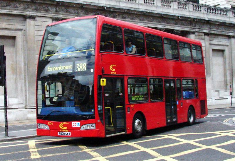 London Bus Routes  Route 388 Elephant  Castle
