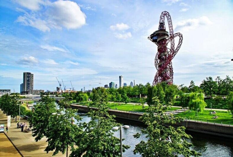 London is Famous for ArcelorMittal Orbit