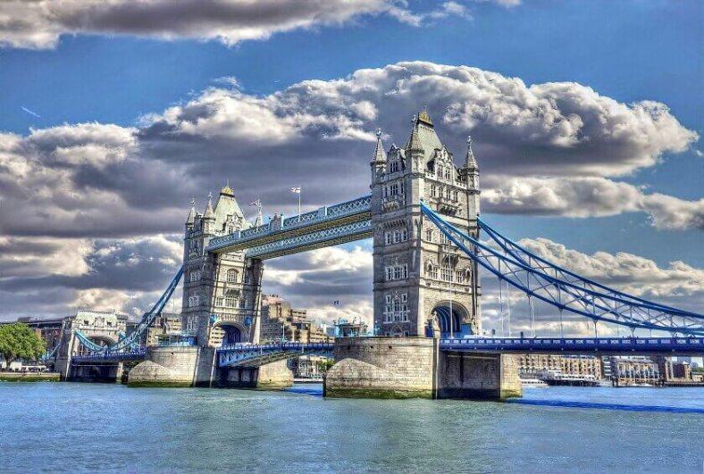 Tower Bridge River Thames