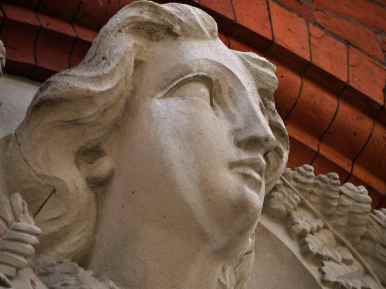 Detail Walworth Old Town Hall