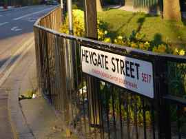 Heygate Street Daffs