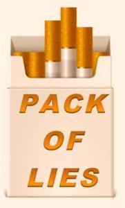 big tobacco lies