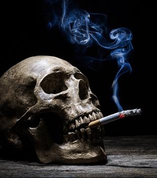 cigarettes kill