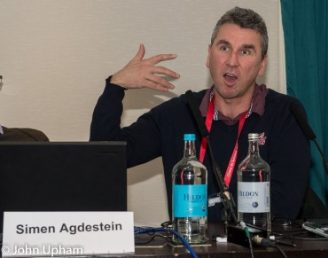 GM Simen Agdestein, Norway, Chess and Football