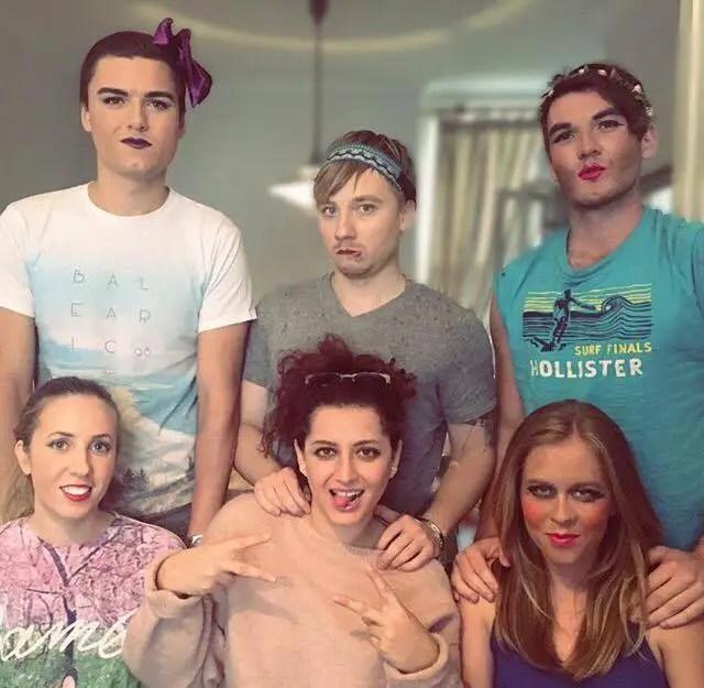 Boyfriend Make-Up Challenge