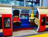 Lego Store, London | London City Calling