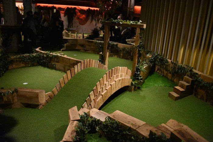 Swingers Golf London