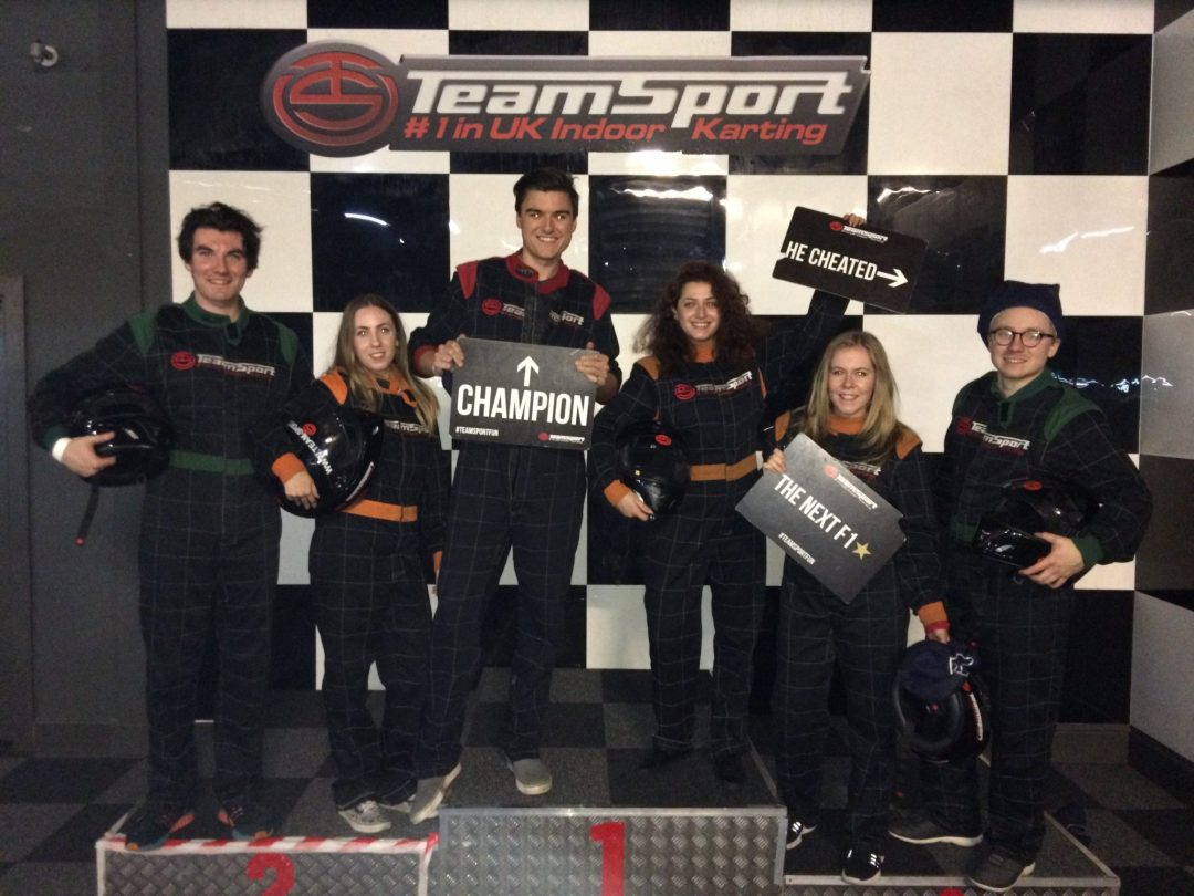 TeamSport's Indoor Go Karting, Tower Bridge