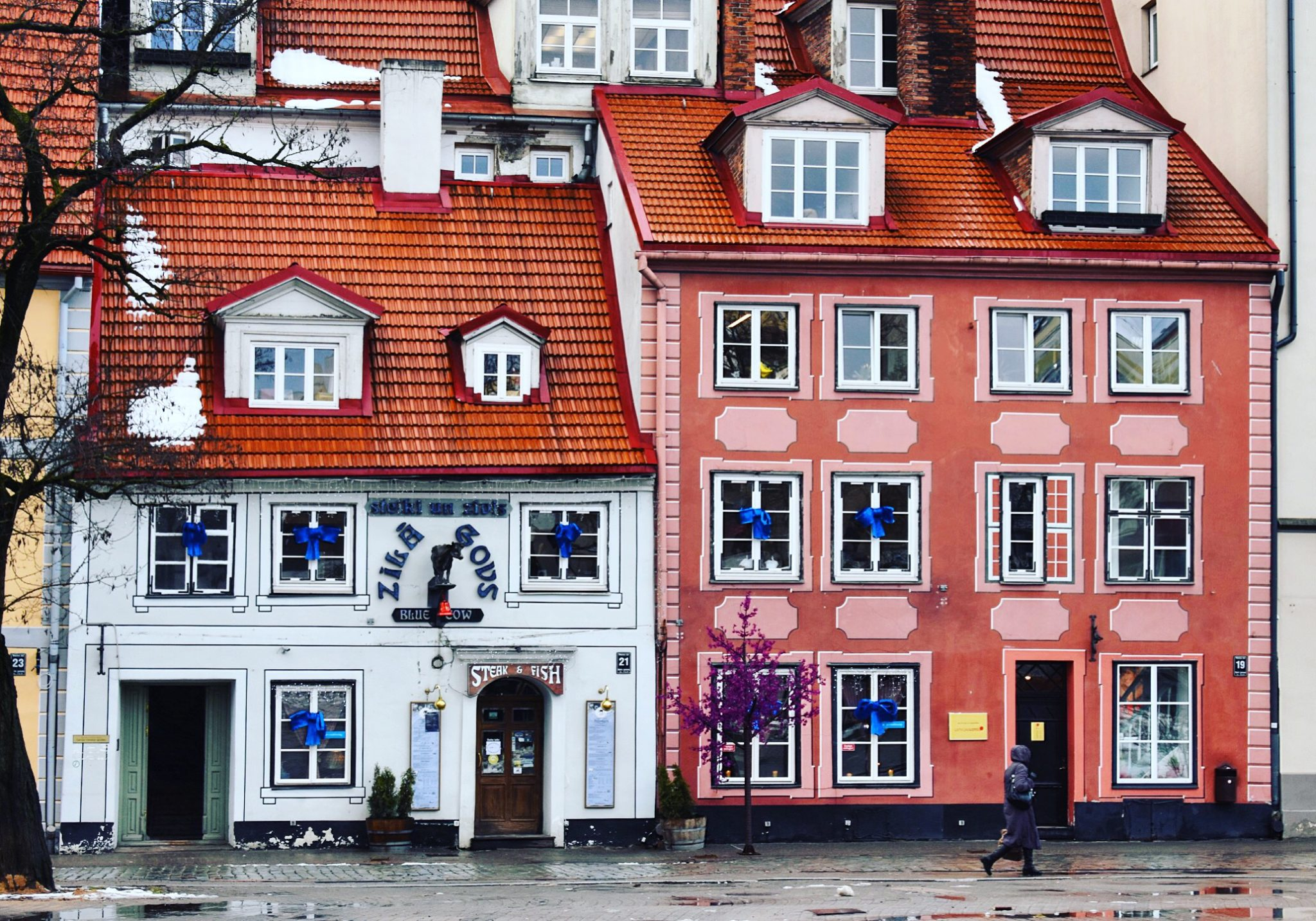 Riga Restaurants, Latvia