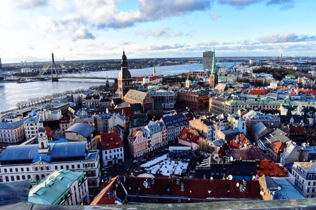 The 4 Best Vantage Points in Riga, Latvia