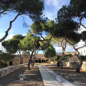 Lazareto, Menorca