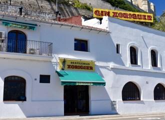 Xoriguer Gin Distillery in Mahon, Menorca