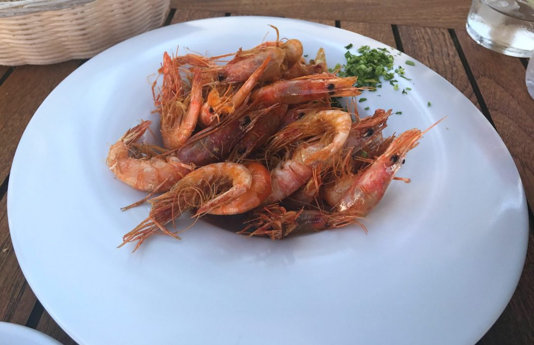 Minorcan Seafood