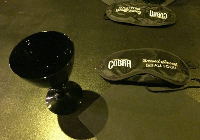 Cobra Beer at London Food Month Night Market