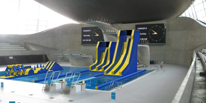Ultimate Aqua Splash