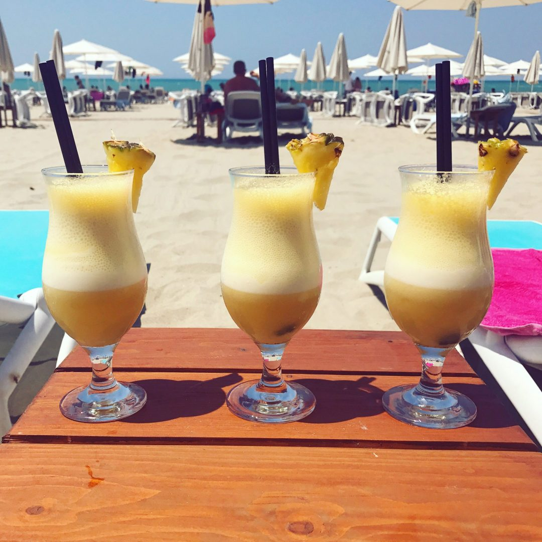 A weekend on the beach in… Durrës, Albania!