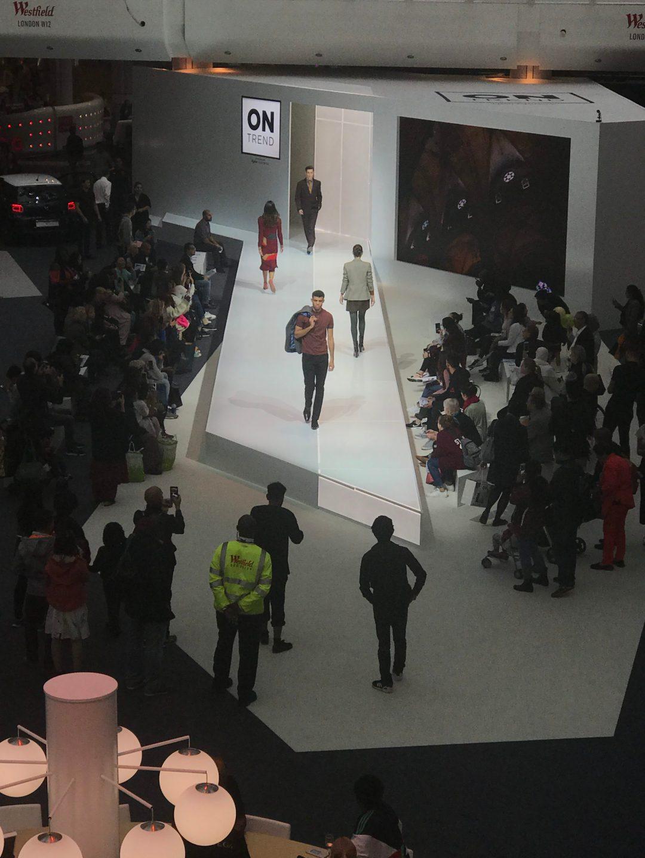 Westfield On Trend Fashion Event - Catwalk
