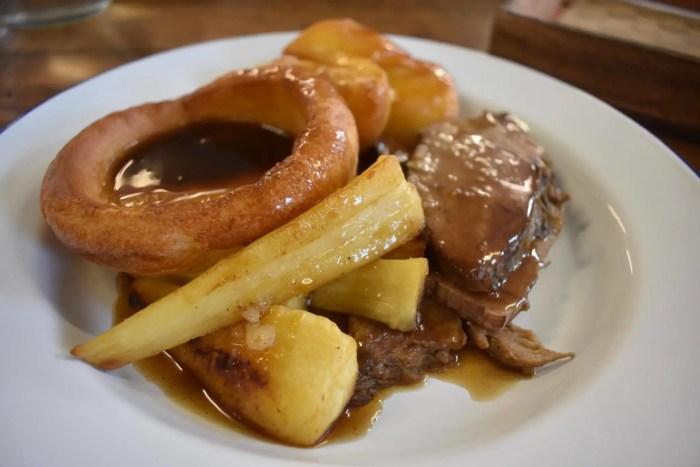 McCains Roastaurant Pop-Up London