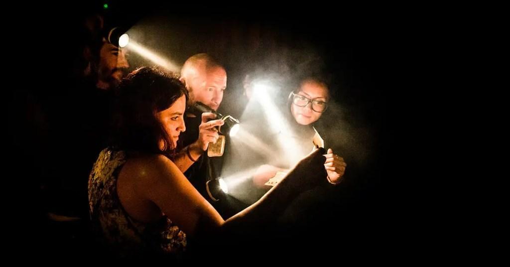 Lady Chastity's Reserve | A Secret Escape Room Hidden inside of a Farringdon Pub