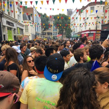 The Busy Street Party